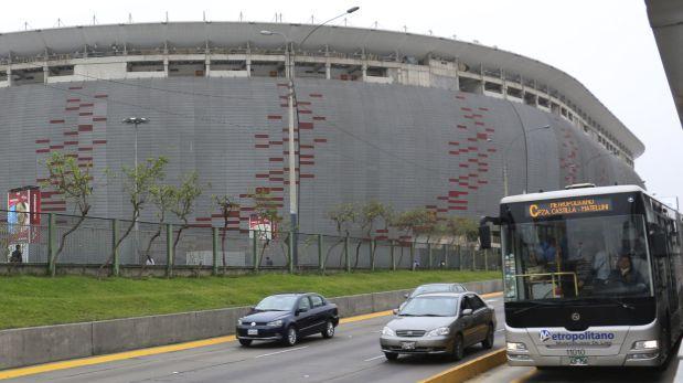 Perú-Brasil: Metropolitano hasta medianoche en Estadio Nacional