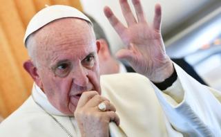 """Papa Francisco pide """"abatir muros"""" a la Iglesia de EE.UU."""
