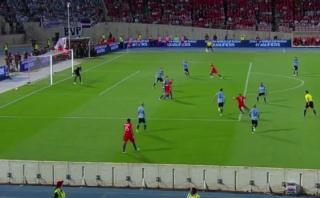 Chile: ¿Golazo o error del arquero? Alexis Sánchez marcó el 2-1