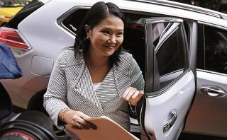 Keiko Fujimori: investigación fiscal va camino al archivo