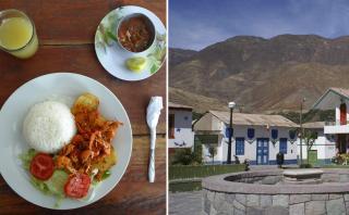 Por los pueblos de Lima: Las delicias que debes probar