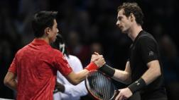 Torneo de Maestros: Murray venció a Nishikori y está invicto