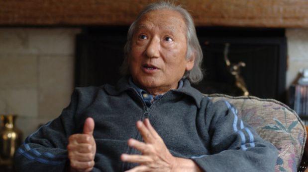 Falleció el destacado pintor Venancio Shinki a los 84 años
