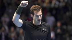 Murray ganó a Wawrinka y avanzó a semis del Másters de Londres