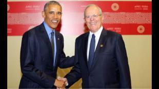 PPK y Obama conversaron sobre cooperación en seguridad