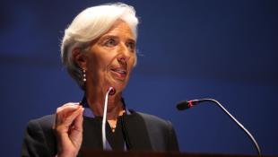Así fue la visita de Christine Lagarde a la U. del Pacífico