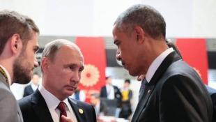 APEC: Putin y Obama en un breve cara a cara