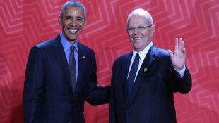 Barack Obama destaca voluntad del Perú de ingresar a la OCDE