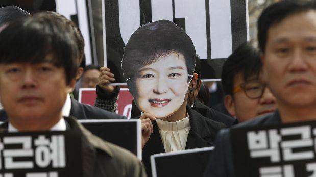 Corea del Sur: Oposición promoverá impeachment de la presidenta
