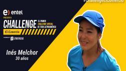 """Inés Melchor: """"El running me ayudó a crecer como persona"""""""