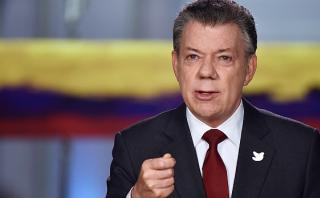 Santos: Congreso refrendará nuevo acuerdo de paz con FARC