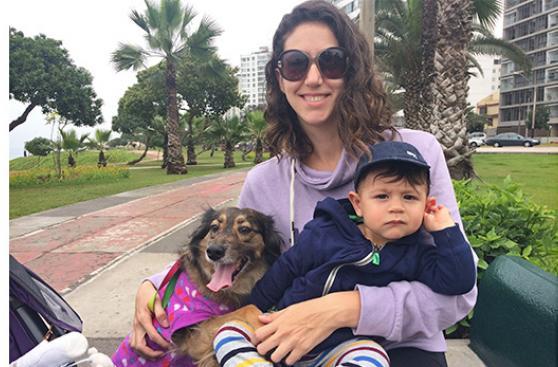 Criar niños con mascotas adoptadas, una lección de vida