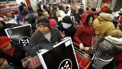 Comerciantes de EEUU esperan clientes relajados en Black Friday