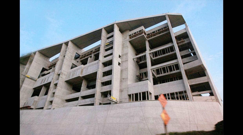 Recorre el edificio peruano elegido como el mejor del mundo