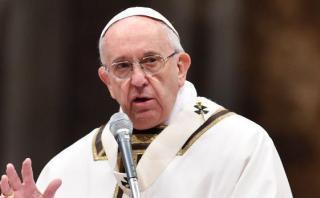 """Papa condena """"el drama de la violencia"""" que sufren las mujeres"""