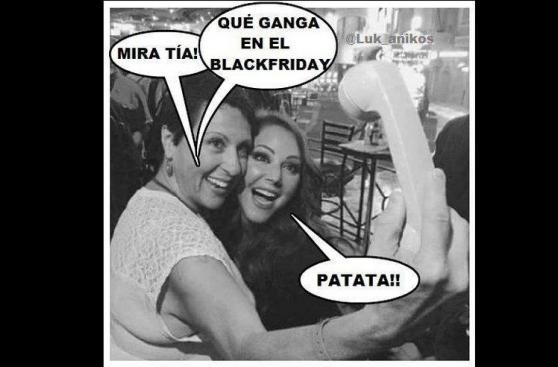 Mira los mejores memes del Black Friday en redes sociales