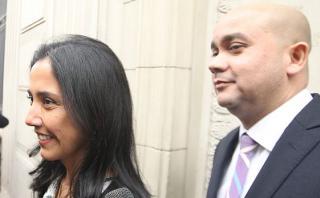"""Roy Gates: """"Nadine Heredia seguirá colaborando con la justicia"""""""