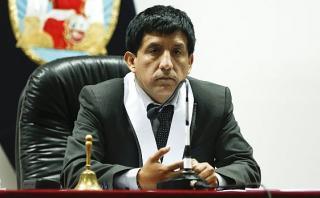 Juez Concepción: Nadine Heredia no precisó fechas de su viaje
