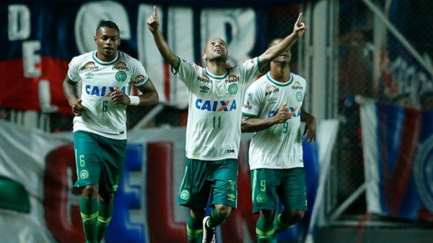 Chapecoense: el modesto club brasileño que sorprendió a América