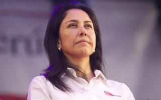 Nadine Heredia podría recurrir a la CIDH, anunció Gastañaduí
