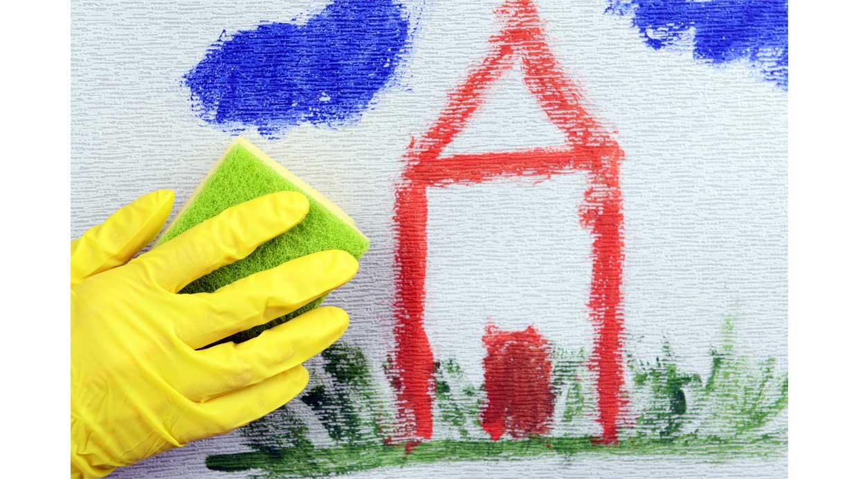 [Foto] Despídete de los rayones de crayola con estos trucos