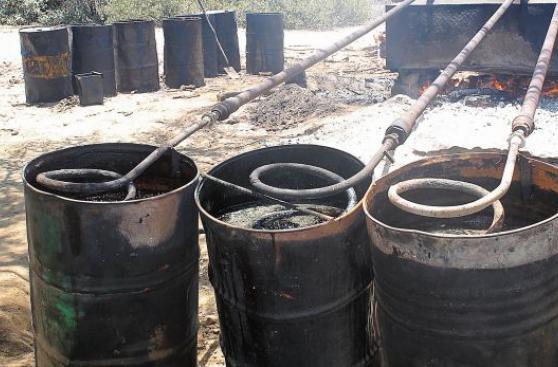 Tráfico de combustible en Piura: la ruta del petróleo robado
