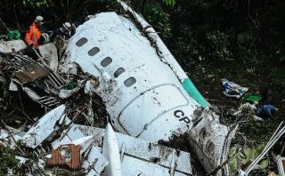 Chapecoense: piloto pidió ayuda y alertó falta de combustible