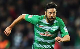 """Pizarro acerca del Bremen: """"Es importante que juntemos fuerzas"""""""