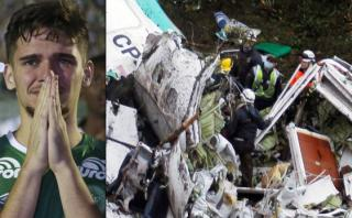 """Brasil está perplejo ante la tragedia del club Chapecoense"""