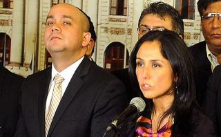 "Roy Gates: ""No debe extrañar que Nadine Heredia regrese a Perú"""