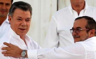 Colombia: Congreso refrenda acuerdo de paz con las FARC