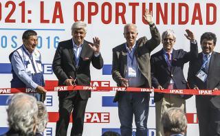 CADE: Así se desarrolla el foro empresarial en Paracas [FOTOS]