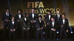 FIFA reveló a los 55 jugadores candidatos al once ideal del año