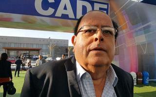 """Julio Velarde: """"El mercado espera que suban tasas de interés"""""""