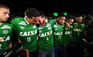 Chapecoense: tragedia aérea resumida en impactante imagen
