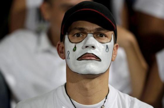 Chapecoense: las conmovedoras imágenes de los homenajes