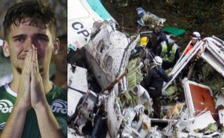 "Tragedia de Chapecoense: ""Mi padre buscó salvar vidas"""