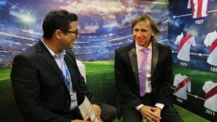CADE 2016: Una clase de management con Ricardo Gareca