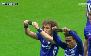 Chapecoense: precioso gesto de William y David Luiz en Chelsea