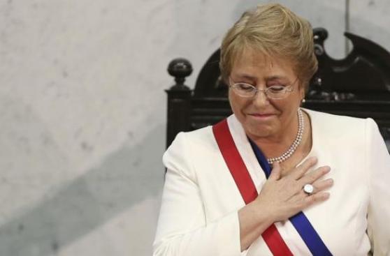 """Bachelet: Teletón ha puesto a la discapacidad en """"primer plano"""""""