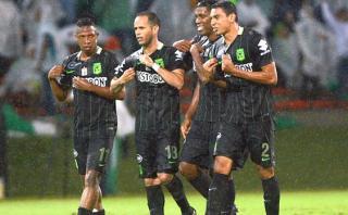 Atlético Nacional celebró pase a final cantando al Chapecoense