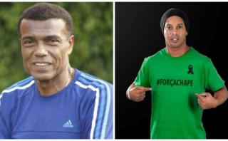Teófilo Cubillas desea que Ronaldinho se una al Chapecoense