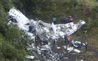 Chapecoense: Bolivia denunció a aerolínea por la tragedia