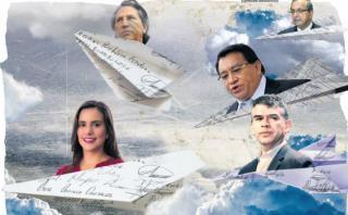 Verónika Mendoza y Julio Guzmán van en busca del partido propio