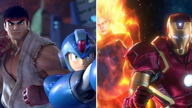 Facebook: mira el espectacular tráiler de Marvel vs. Capcom Infinite ...