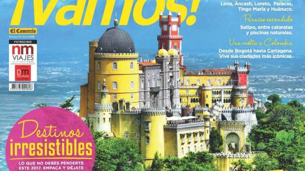 No te pierdas la nueva edición de la revista ¡Vamos!