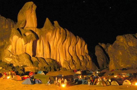 Año Nuevo: 13 de los mejores lugares para acampar en Perú