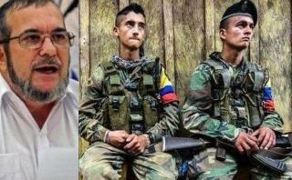 """Las FARC """"juran"""" que no tienen más secuestrados en su poder"""