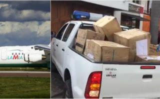 Chapecoense: Allanan oficinas de aerolínea Lamia en Bolivia