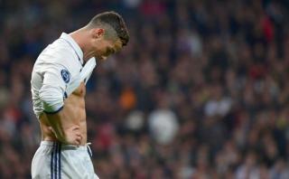 Cristiano pudo darle triunfo a Real Madrid pero falló solo
